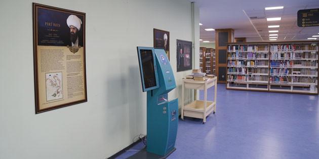 ASÜ Kütüphanesi'nde anlamlı çalışma