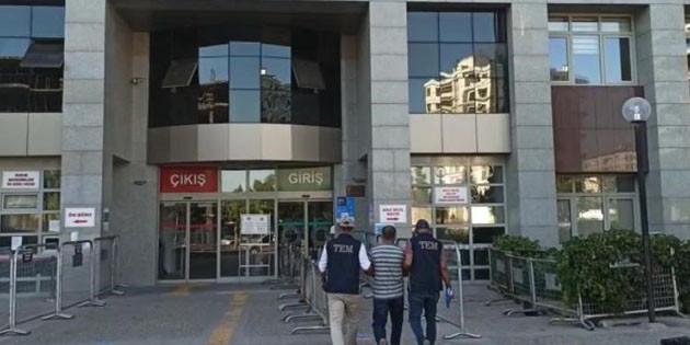 Aksaray'da FETÖ/PDY üyesi öğretmen yakalandı