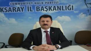 CHP İl Başkanı Ali Abbas Ertürk: Sarıyahşi'de neler oluyor?
