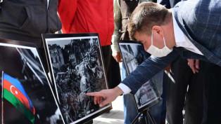 Azerbaycan'ın Haklı Davası adlı fotoğraf sergisi düzenlendi