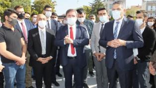 Vali Aydoğdu: Aksaray Türkiye'ye rol model olacak!