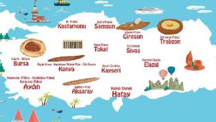 Aksaray'a özgü yöresel tatlar Yemeksepeti'nde