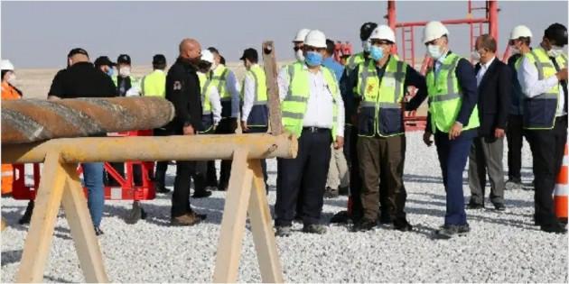 Karadeniz'deki gaz Aksaray'da depolanacak!