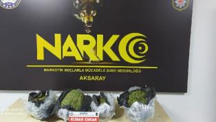 Uyuşturucu tacirlerine operasyon: 5 tutuklama