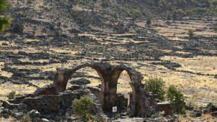 Mokisos (Nora) antik kenti, turizme kazandırılacak