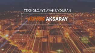Vali Hamza Aydoğdu Aksaray'a vizyon katıyor!