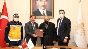 Aksaray'da 2 yeni 112 acil istasyonu kuruluyor