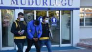 Aksaray'da 11 ayrı hırsızlık olayının şüphelileri yakalandı
