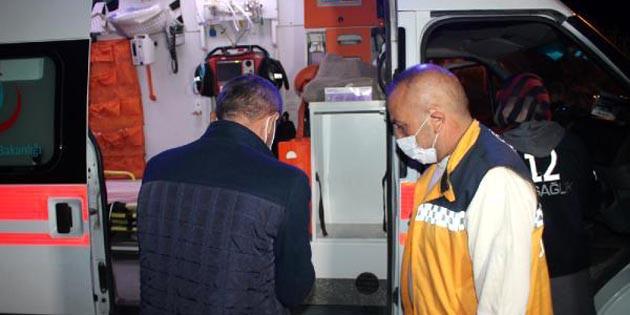 Karantina ihlali yapan otobüs şoförü evine götürüldü