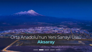 Aksaray'dan 5 proje destek almaya hak kazandı