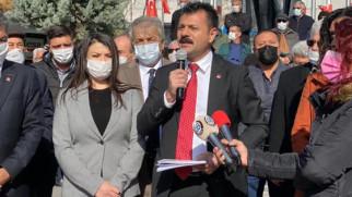 Ertürk: İktidarın Aksaray'da bir İl Başkanı olduğunu öğrendik