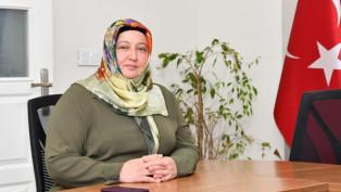 AK Parti Aksaray Kadın Kolları kadına yönelik şiddeti kınadı