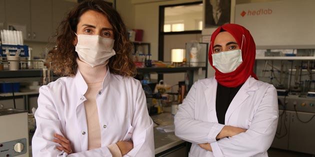 Işın tedavisi hidrojel projesine TÜBİTAK'tan destek aldılar