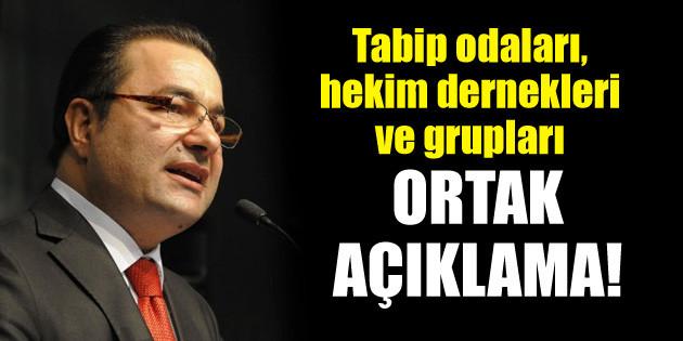 Karabatak: Tıbbiyelilere, Türk hekimlerine çağrımızdır