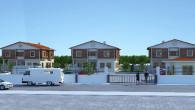 Aksaray'da Sevgi Evleri projesi tamamlandı