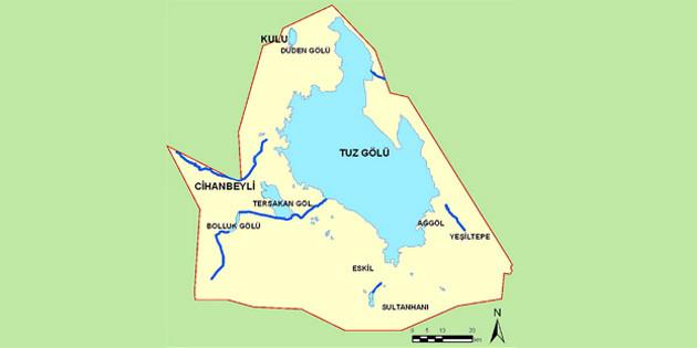 Tuz Gölü Özel Çevre Koruma Bölgesi'nin sınırları değişti