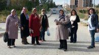MHP Kadın Kolları seçimler öncesinde farkını ortaya koydu