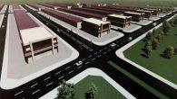 Aksaray Yeni Küçük Sanayi Sitesi kuruluyor