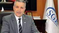 SGK İl Başkanı Çalışkan yeniden görevine başladı