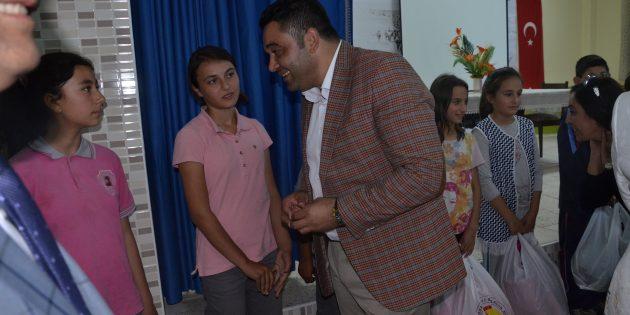 ATSO başarılı öğrencileri ödüllendirdi