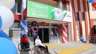 Türkiye'nin ilk Paralimpik Oyunlar Hazırlık Merkezi Aksaray'da açıldı