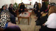 Aksaray Kadın Platformu şehit ailesini ziyaret etti