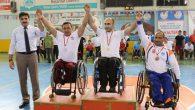Halter Türkiye Şampiyonası Aksaray'da yapıldı