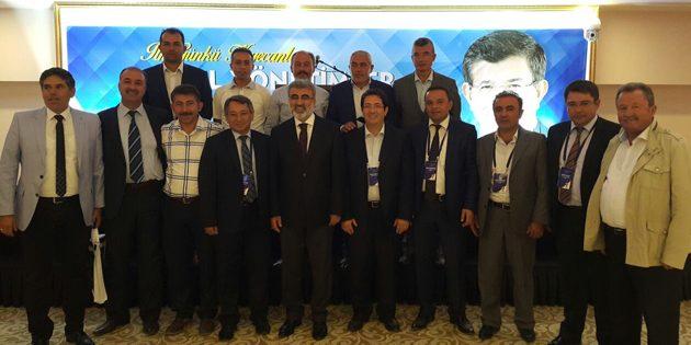 Ak Parti 4.Bölge Yerel Yönetimler Toplantısı yapıldı
