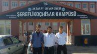 ASÜ Öğrenci Konseyi ilçelere çıkartma yaptı