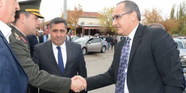Gümrük ve Ticaret Bakanı Cenap Aşçı Aksaray'da