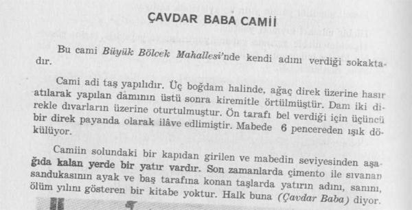 cavdar-baba-cami
