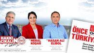 """Sahipsiz Ortaköy'ün temsilcisi biz olacağız"""