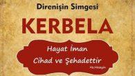 """Aksaray'da """"Direnişin Simgesi Kerbela"""" etkinliği yapılacak"""