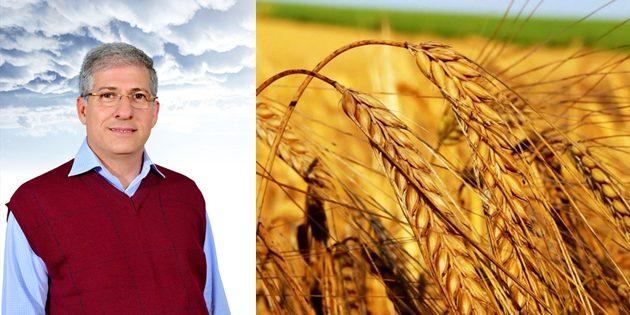 Çiftçiye ne ezilen ne ezen hakça insanca bir düzen diyoruz