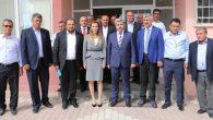 ASÜ Rektörü Sarıyahşi İlçesinde MYO taleplerini dinledi