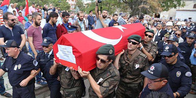 Şehit Polis Yunus Emre Akbaş için Mevlid okutulacak