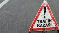 Ortaköy'de trafik kazası: 1 ölü