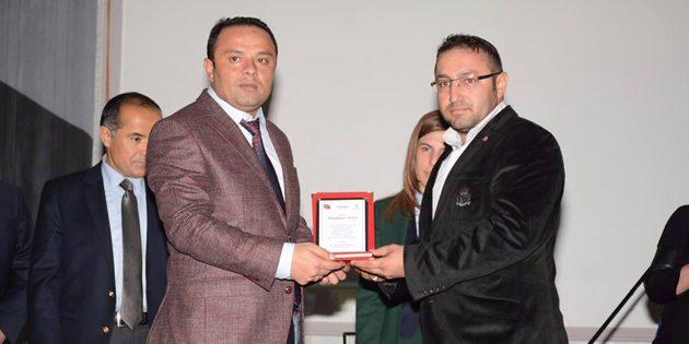 Ak Parti Seçim Değerlendirme ve Ödül Töreni düzenledi