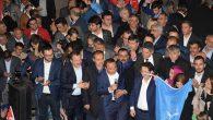 Ak Parti sevinci sokaklara taştı
