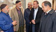 AK Parti Aksaray heyetinden vatandaşa teşekkür ziyareti