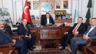 Milletvekilleri Aydoğdu ve Serdengeçti Yazgı'yı ziyaret etti