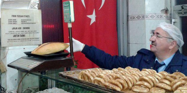 Ekmek fırınları denetleniyor