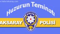 Aksaray Polisi uyuşturucu tacirlerine göz açtırmadı