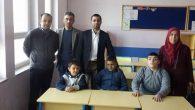 """Aksaray'da """"Görme Engelliler Sınıfı"""" açıldı"""