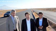 Asfaltlanan OSB yolu ulaşıma açıldı