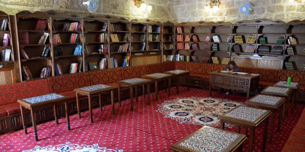 aksaray-zinciriye-medresesi-bilgi-evi