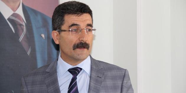 Ayhan Erel - MHP İl Başkanı