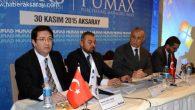 MÜSİAD Kasım ayı SAMEKS verileri Aksaray'da açıklandı