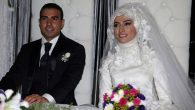 Bakan Ali Rıza Alaboyun'un oğlu evlendi
