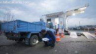 TÜVTÜRK gezici araç muayene istasyonu Aksaray'da